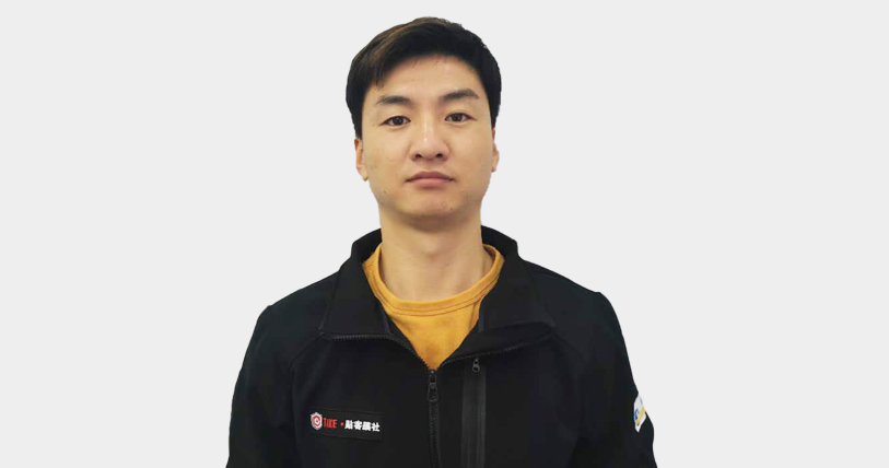 贴膜技师-陈东栋