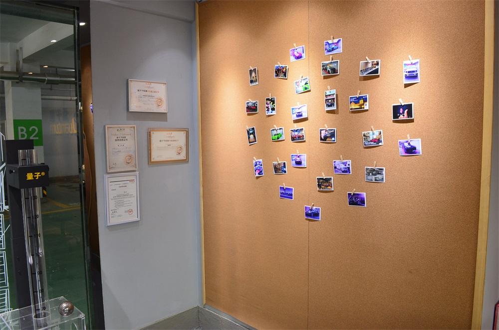 形象墙展示