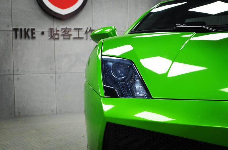 济南汽车贴膜的颜色有什么讲究吗?
