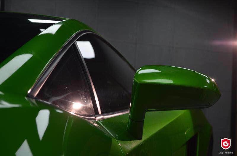 汽车改色贴膜与隐形车衣的区别是什么